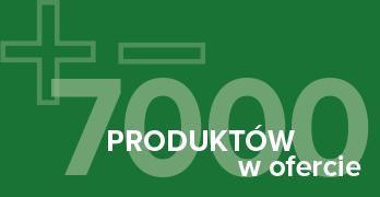 7000 produktow