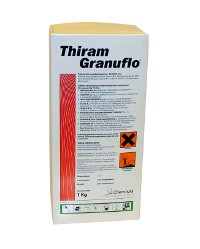 Thiram Granuflo 80 WG - opakowanie