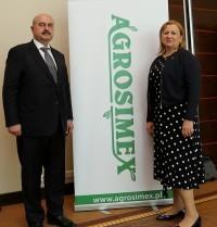 Wiesława i Leszek Barańscy - założyciele firmy Agrosimex, źródło: www.e-warzywnictwo.pl