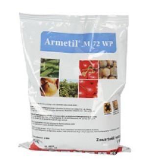 Armetil M 72 WP środek grzybobójczy fungicyd agrosimex