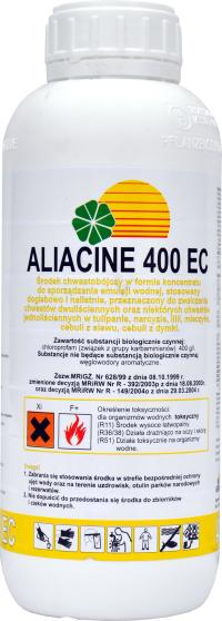 aliacine, herbicyd, środek chwastobójczy, uprawa cebuli, agrosimex