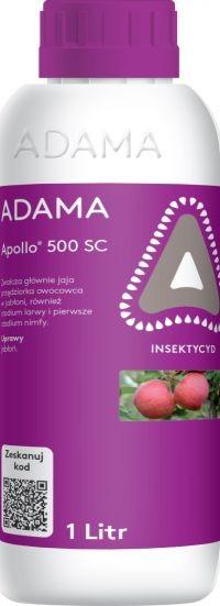 Apollo 500 SC, Agrosimex. Produkt przędziorkobójczy, akarycyd.