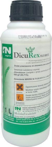 dicurex, środek chwastobójczy, herbicyd, do upraw zbóż, agrosimex.