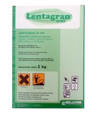Lentagran, środek chwastobójczy, herbicyd, zwalczanie chwastów w uprawie cebuli, pora, kapusty głowiastej. Agrosimex.