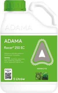 Racer to środek chwastobójczy, herbicyd, do stosowania w zwalczaniu chwastów w uprawach pszenicy, żyta, ziemniaka, marchwi, pietruszki, selera. AGROSIMEX