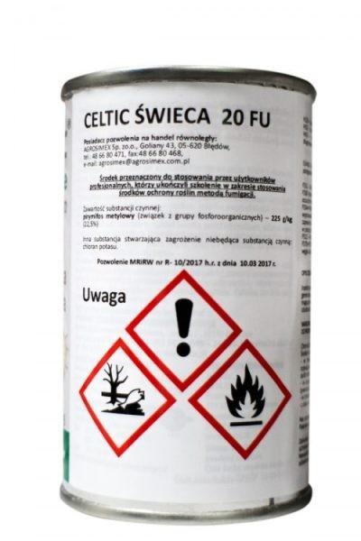 Celtic świeca owadobójcza agrosimex