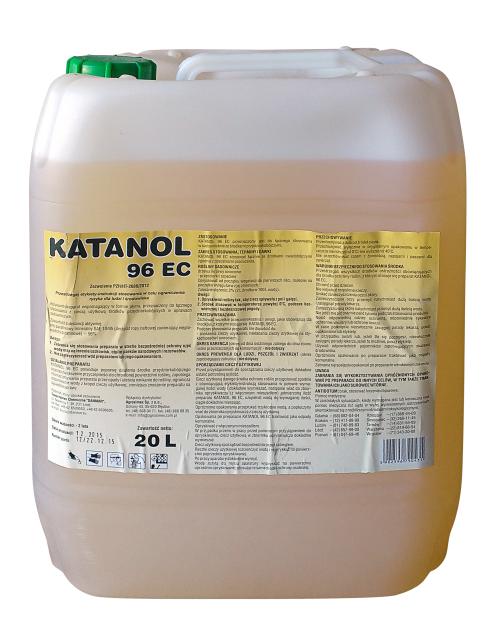 Katanol adiuwant do stosowania ze środkami przędziorkobójczymi w sadownictwie, agrosimex