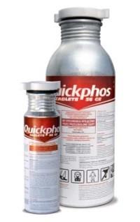 quickphos tablets fungimaty, fungimacja, dezynsekcja, Agrosimex