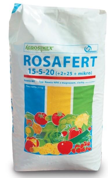 Opakowanie rosafert 15 5 20