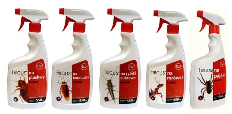 FOCUS KARAKILL środek owadobójczy, DDD, dezynsekcja, agrosimex